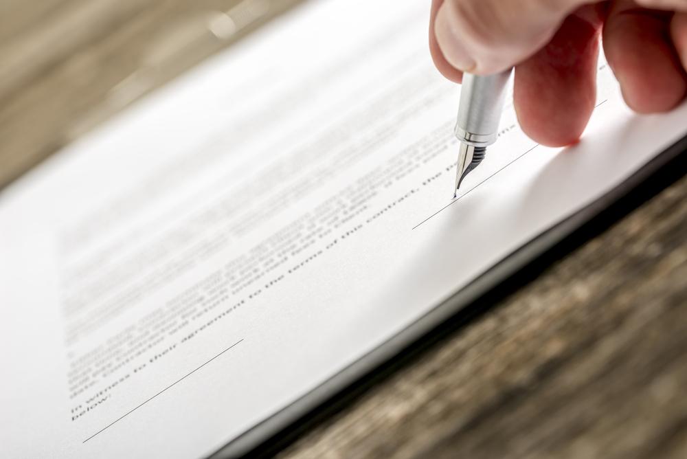 この違いは何?署名と記名&捺印と押印!ホントの意味をお教えします